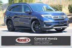 New 2019 Honda Pilot EX AWD SUV in Concord, CA