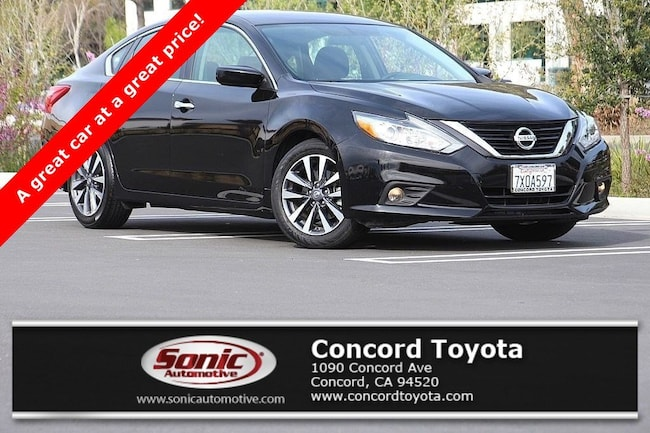 Used 2017 Nissan Altima 2.5 SV  Sedan Sedan in Concord, CA