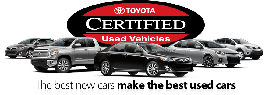 Toyota Certified Used Vehicle Tcuv Program Concord Toyota