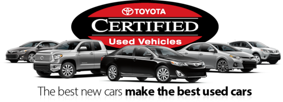 Certified Used Toyota >> Toyota Certified Used Vehicle Tcuv Program Concord Toyota