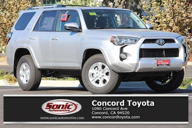 New 2019 Toyota 4Runner Limited SUV in Concord, CA