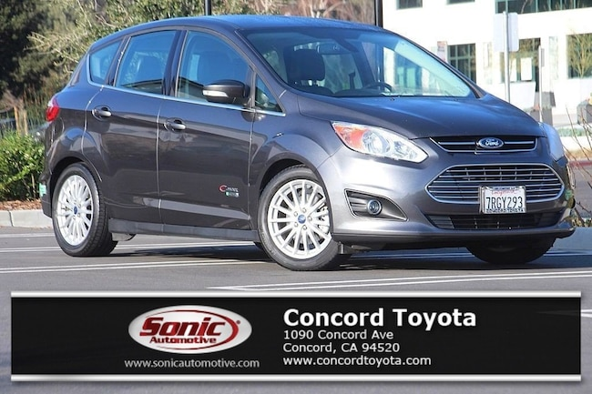 Used 2016 Ford C-Max Energi SEL 5dr HB Hatchback in Concord, CA
