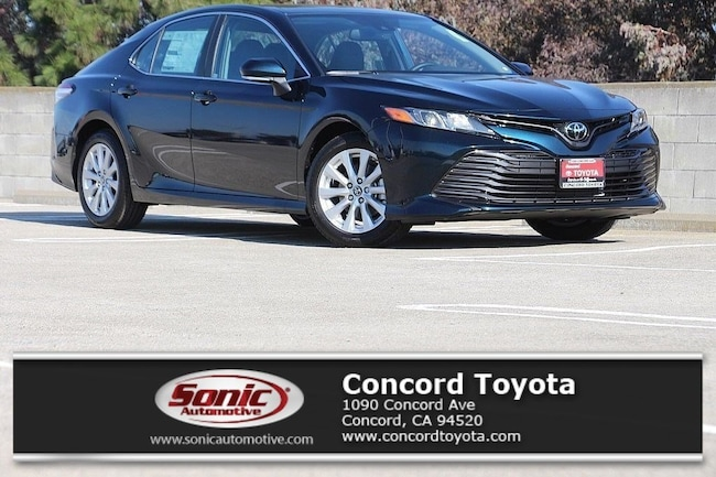 New 2019 Toyota Camry LE Sedan in Concord, CA