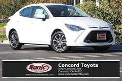 New 2019 Toyota Yaris Sedan LE Sedan in Concord CA