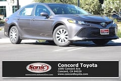 New 2019 Toyota Camry Hybrid LE Sedan in Concord CA