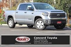 New 2019 Toyota Tundra SR5 5.7L V8 Truck CrewMax in Concord CA