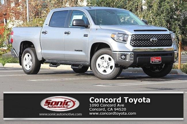 New 2019 Toyota Tundra SR5 5.7L V8 Truck CrewMax in Concord, CA