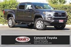 New 2019 Toyota Tacoma SR5 V6 Truck Double Cab in Concord CA