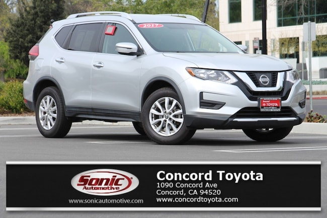 Used 2017 Nissan Rogue SV 2017.5 AWD SUV in Concord, CA
