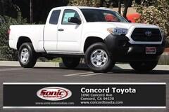 New 2019 Toyota Tacoma SR Truck Access Cab in Concord CA