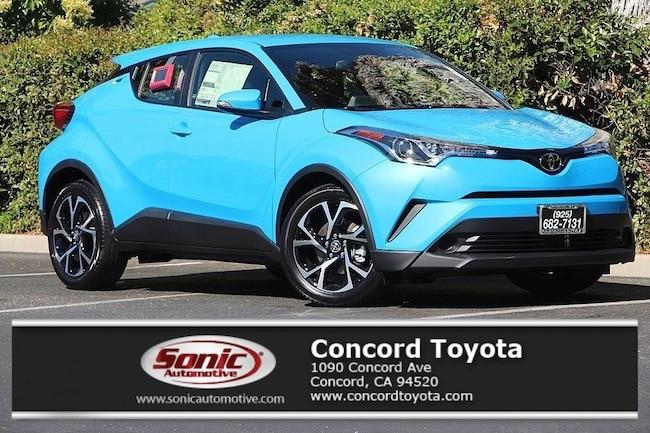 New 2019 Toyota C-HR XLE SUV in Concord, CA