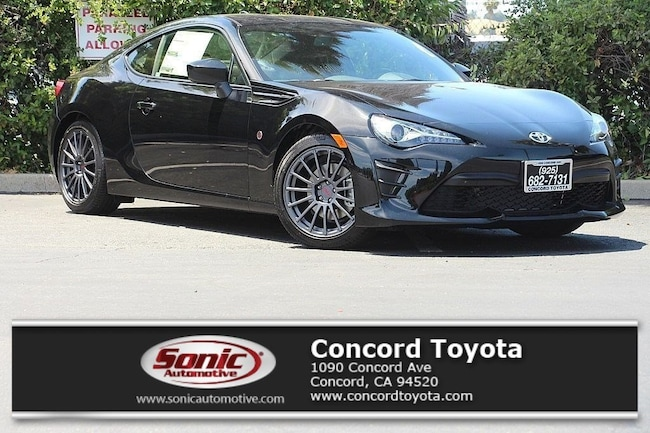 New 2018 Toyota 86 Base Coupe in Concord, CA