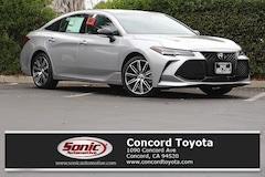 New 2019 Toyota Avalon Touring Sedan in Concord CA