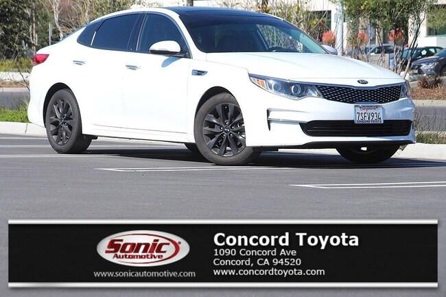 Used 2016 Kia Optima EX 4dr Sdn Sedan in Concord, CA