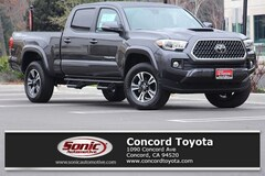New 2019 Toyota Tacoma TRD Sport V6 Truck Double Cab in Concord CA