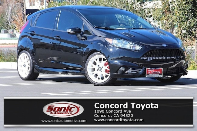 Used 2016 Ford Fiesta ST 5dr HB Hatchback in Concord, CA