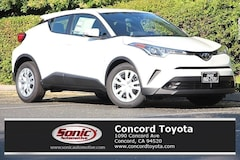 New 2019 Toyota C-HR LE SUV in Concord CA