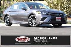 New 2019 Toyota Camry SE Sedan in Concord CA