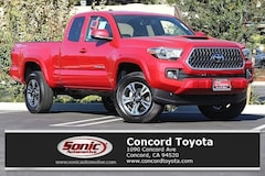 New 2019 Toyota Tacoma TRD Sport V6 Truck Access Cab in Concord CA
