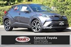 New 2019 Toyota C-HR LE SUV in Concord CA
