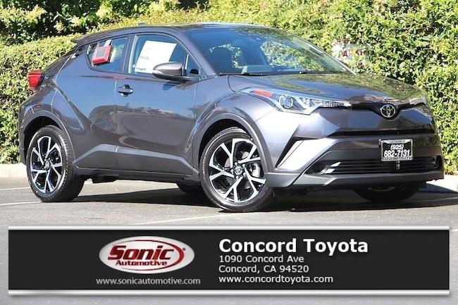 New 2019 Toyota C-HR LE SUV in Concord, CA