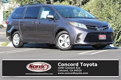 New 2019 Toyota Sienna LE 8 Passenger Van in Concord CA