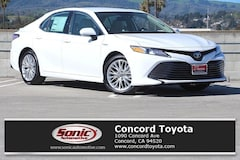 New 2019 Toyota Camry Hybrid XLE Sedan in Concord CA