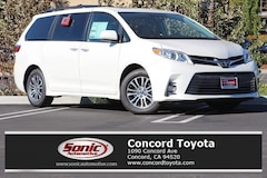 New 2019 Toyota Sienna XLE 8 Passenger Van in Concord CA