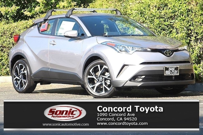 New 2019 Toyota C-HR LE SUV in Concord, CA