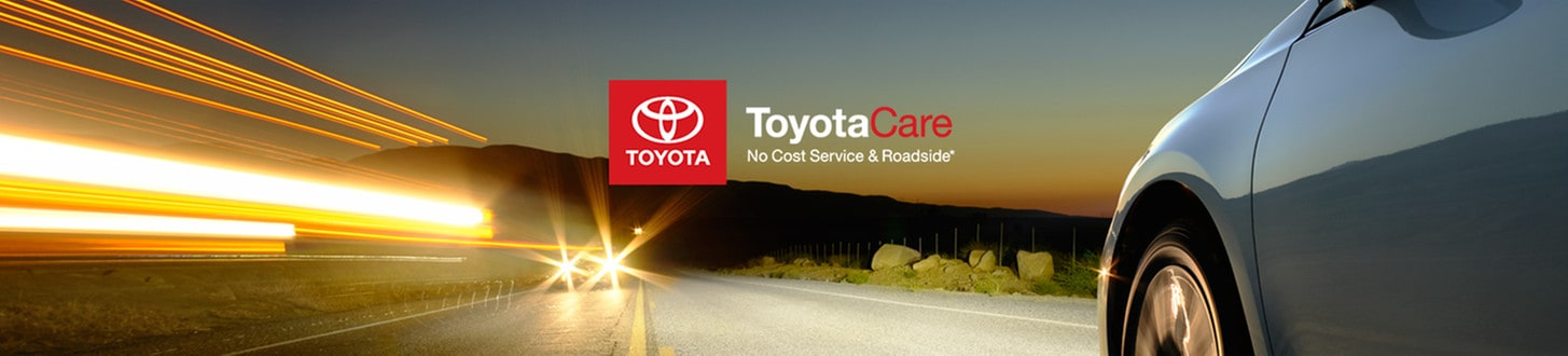 ToyotaCare. Peace ...