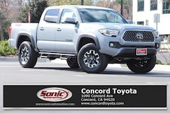 New 2019 Toyota Tacoma TRD Off Road V6 Truck Double Cab in Concord CA