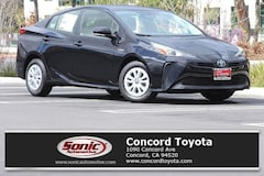 New 2019 Toyota Prius LE Hatchback in Concord CA