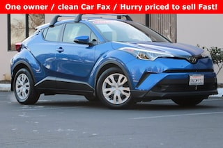 Used 2019 Toyota C-HR LE SUV in Concord, CA