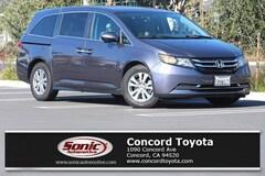 Used 2016 Honda Odyssey EX-L 5dr Van Passenger Van in Concord, CA
