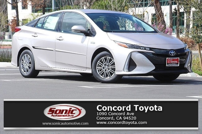 New 2019 Toyota Prius Prime Premium Hatchback in Concord, CA