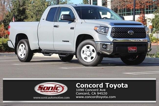 New 2019 Toyota Tundra SR5 5.7L V8 Truck Double Cab in Concord, CA