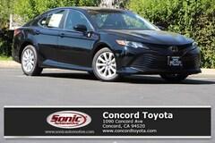 New 2018 Toyota Camry XLE Sedan in Concord CA