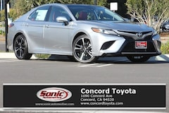 New 2019 Toyota Camry XSE Sedan in Concord CA
