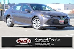 New 2019 Toyota Camry LE Sedan in Concord CA