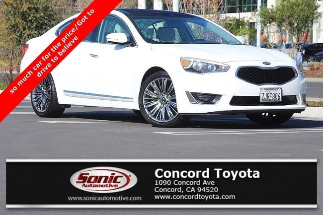 Used 2015 Kia Cadenza Limited 4dr Sdn Sedan in Concord, CA