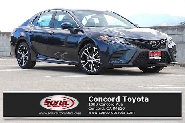 New 2019 Toyota Camry SE Sedan in Concord, CA