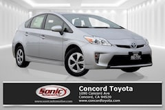 New 2015 Toyota Prius Four Hatchback in Concord CA