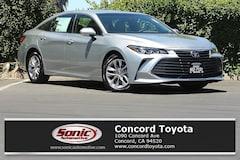 New 2019 Toyota Avalon XLE Sedan in Concord CA