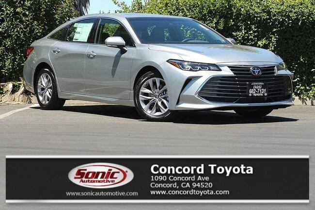 New 2019 Toyota Avalon XSE Sedan in Concord, CA