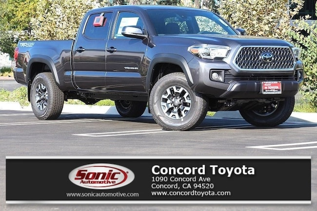 New 2019 Toyota Tacoma TRD Off Road V6 Truck Double Cab in Concord, CA