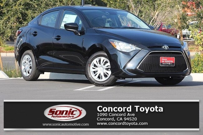 New 2019 Toyota Yaris Sedan L Sedan in Concord, CA