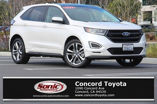 Used 2015 Ford Edge Sport 4dr  AWD SUV in Concord, CA