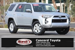 Used 2017 Toyota 4Runner SR5  2WD Natl SUV in Concord, CA