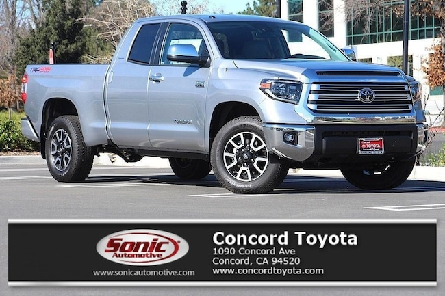 New 2019 Toyota Tundra Limited 5.7L V8 Truck Double Cab in Concord, CA