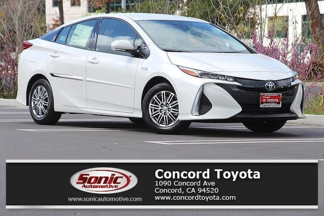 New 2019 Toyota Prius Prime Plus Hatchback in Concord, CA